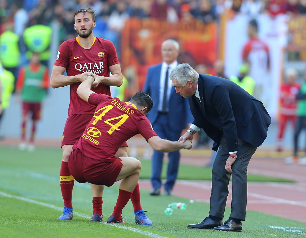 Ancelotti non smette di sperimentare: a Roma con Verdi il 3-4-3 del Napoli