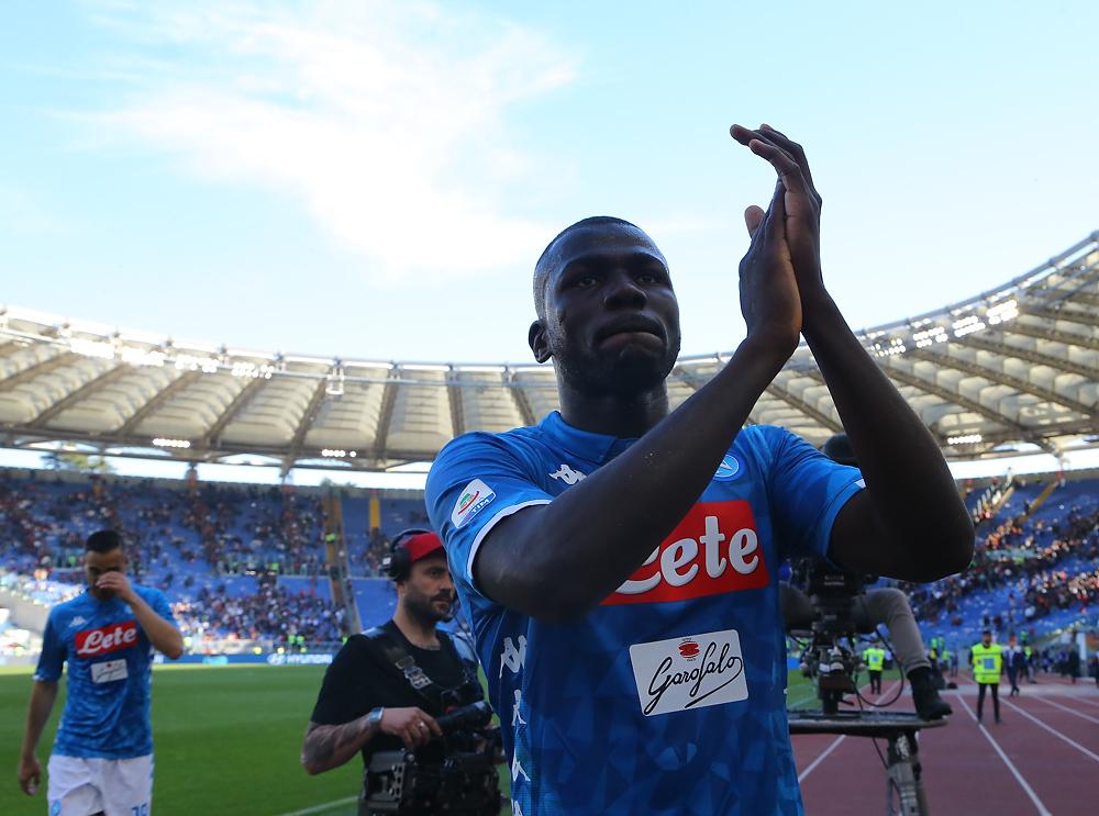 Koulibaly: «A Napoli tutti i venditori ambulanti senegalesi si chiamano Koulibaly»