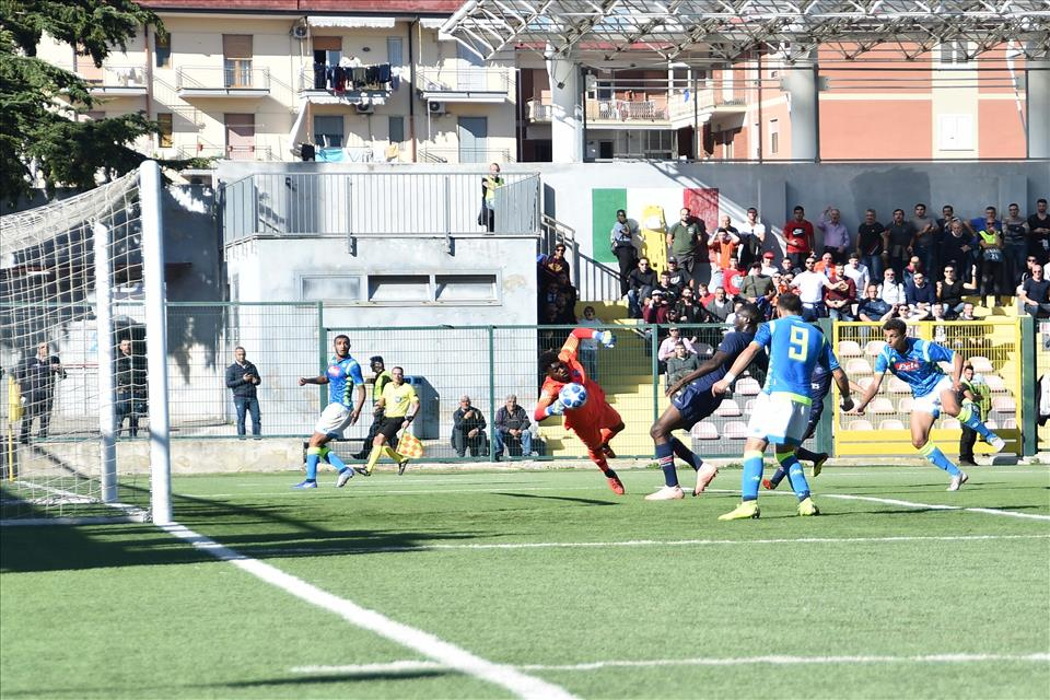 Zedadka dalla primavera in panchina per Napoli-Udinese
