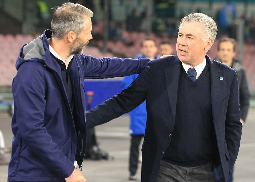 Rose: «Abbiamo messo in difficoltà il Napoli»