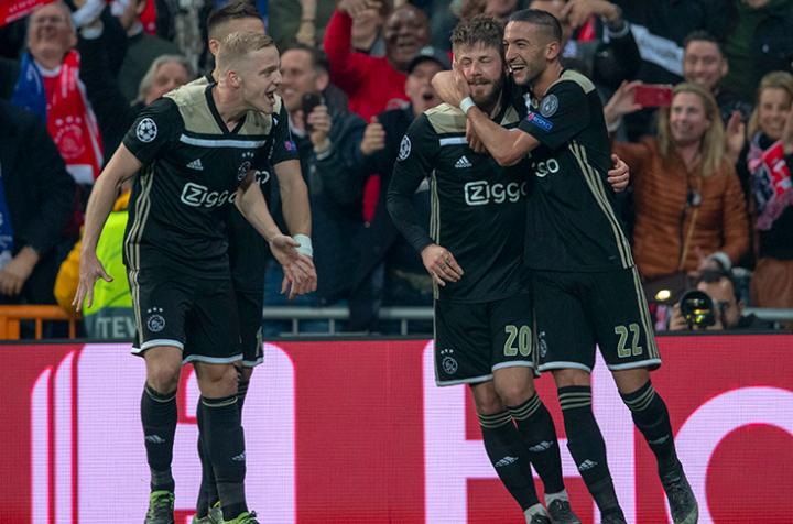 Ancelotti spiega il modello Ajax (l'ultimo appiglio dei seguitori del Napoli)