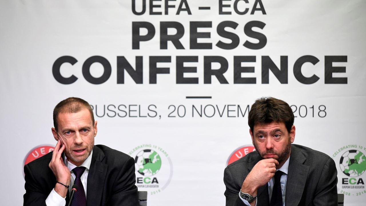 La Bild: «Agnelli, piano esplosivo per il calcio europeo». La Bundesliga si ribella alla Superlega (in Italia silenzio)