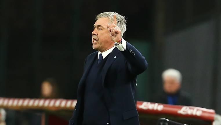 Ancelotti: «Gli allenatori sono sempre gli ultimi a sapere di un esonero. Speriamo che il Napoli mi confermi»