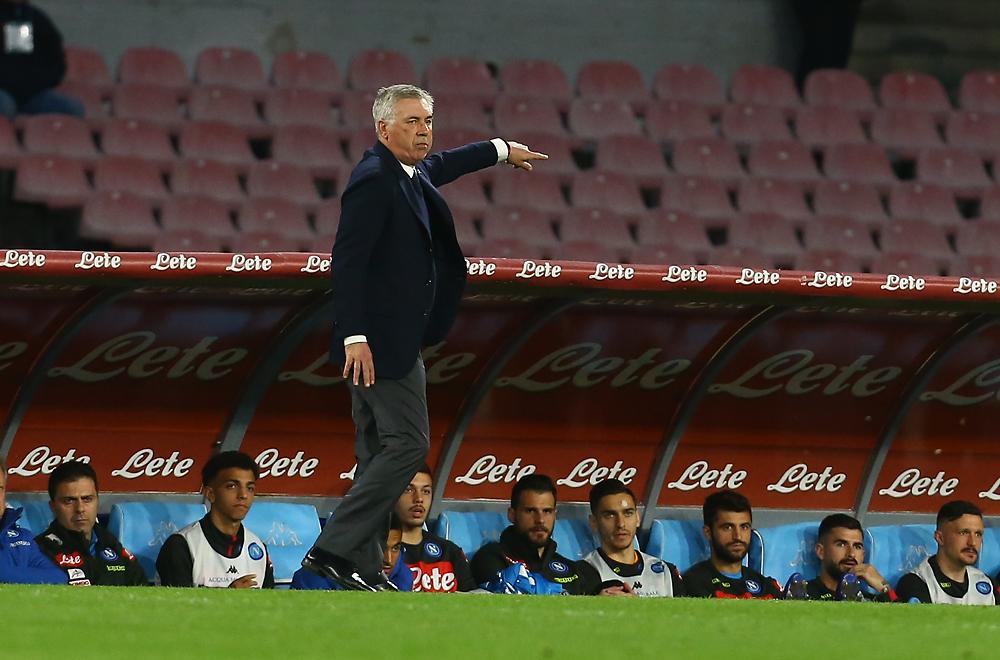 Ancelotti: «La sosta ci serve per recuperare. Stasera tifo Milan»