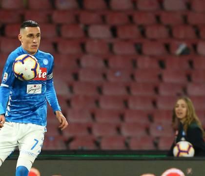 Callejon: «Voglio restare a Napoli, parlerò con De Laurentii