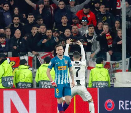 Niente squalifica per Ronaldo, la Uefa decide stabilisce sol