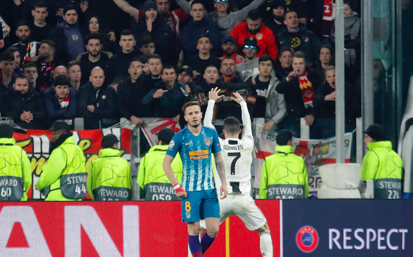 Cristiano Ronaldo: per la Uefa invitare i tifosi avversari alla fellatio non è provocazione