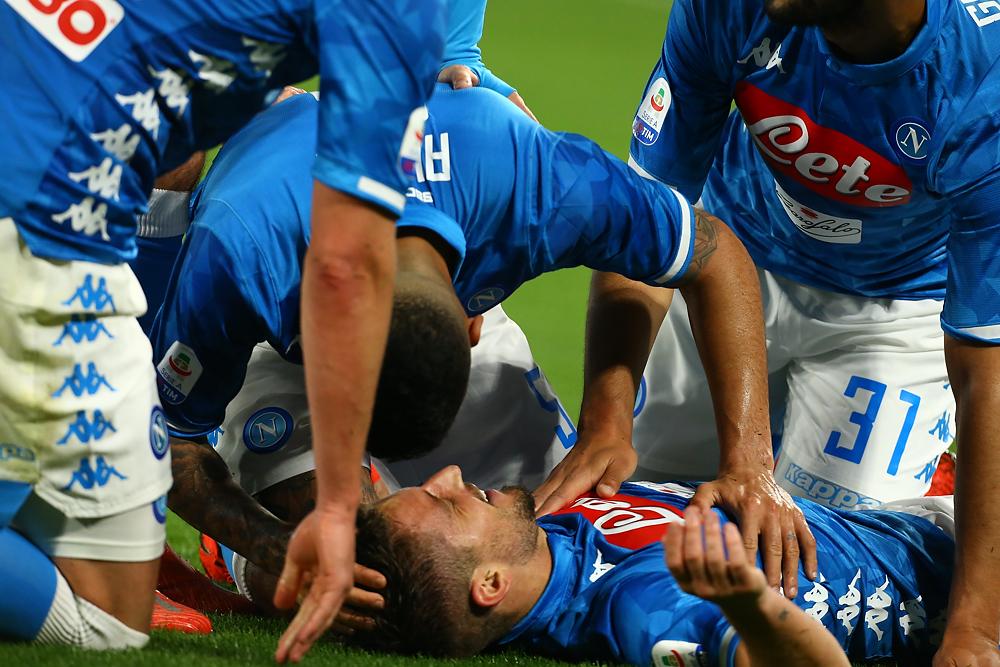 Napoli-Udinese 4-2, pagelle / Un Napoli pazzo come questo marzo