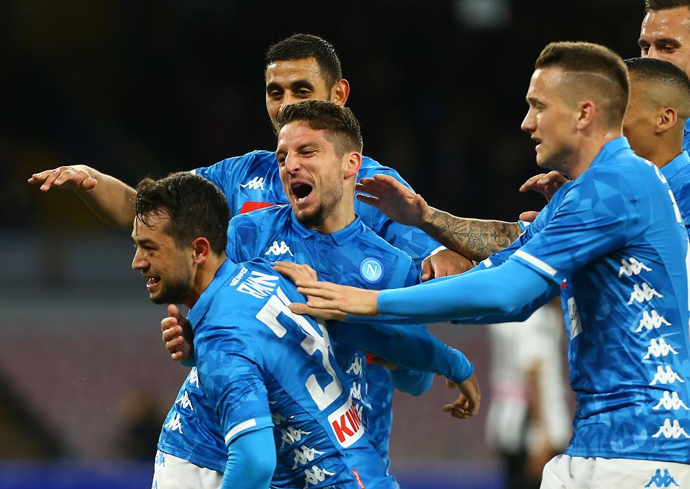 Il Napoli più forte del suo autolesionismo: 4-2 all'Udinese