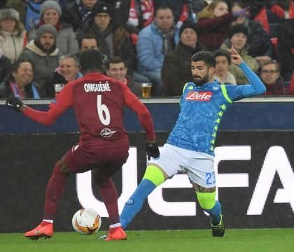 """La Gazzetta    """"Il Napoli non è la Lazio    a Salisburgo una seratina neanche tanto terribile»"""