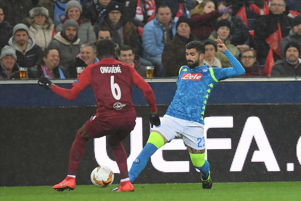 """La Gazzetta: """"Il Napoli non è la Lazio, a Salisburgo una seratina neanche tanto terribile»"""
