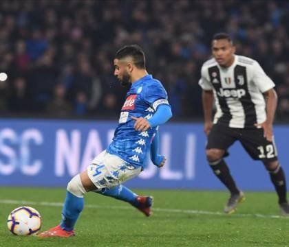 CorSport: contro la Juve è Napoli, più del Napoli, a poter i