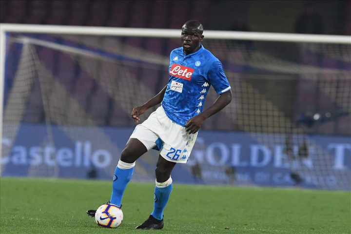 """Koulibaly: """"Credo che resterò al Napoli"""""""