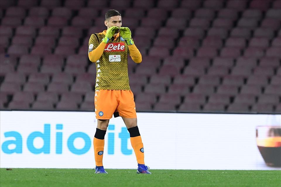 Gazzetta: Meret concentrato su come debba riprendersi in fretta il Napoli in campionato