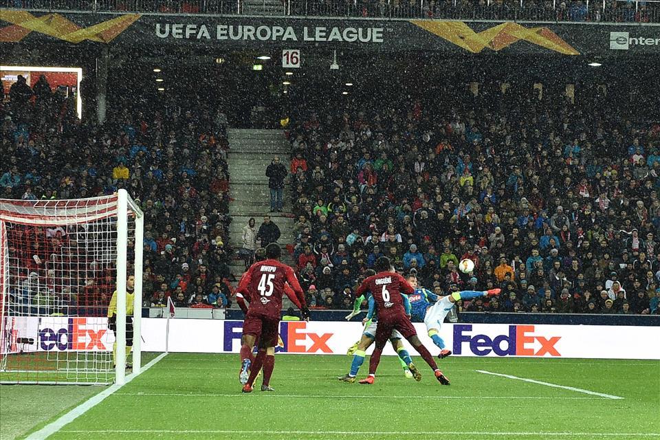 Salisburgo-Napoli 3-1, pagelle / All'arida estetica preferiamo il passaggio del turno