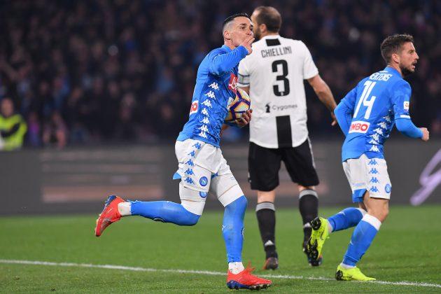 Il Napoli torna a subire gol, ma non subisce la Juve