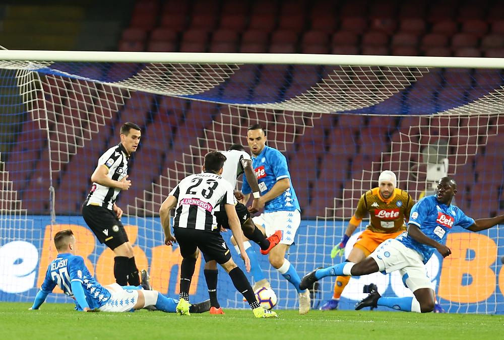 Primo gol per Younes, Mertens è davvero tornato