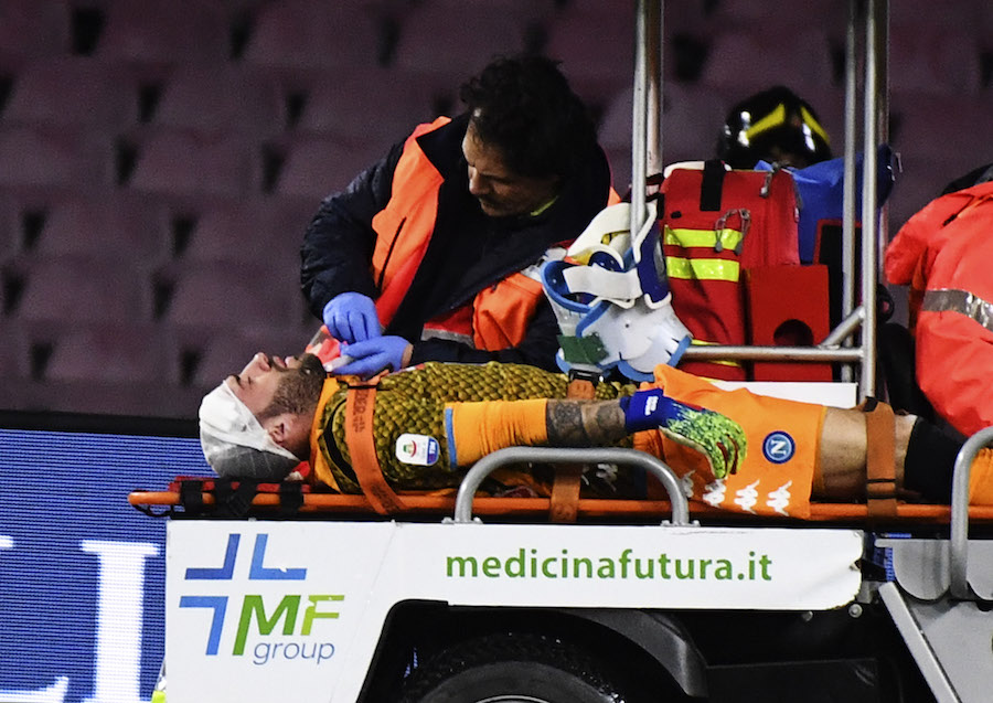 Il commissario Asl Napoli 1: «Nessuna indagine interna, Ospina non era da codice rosso»
