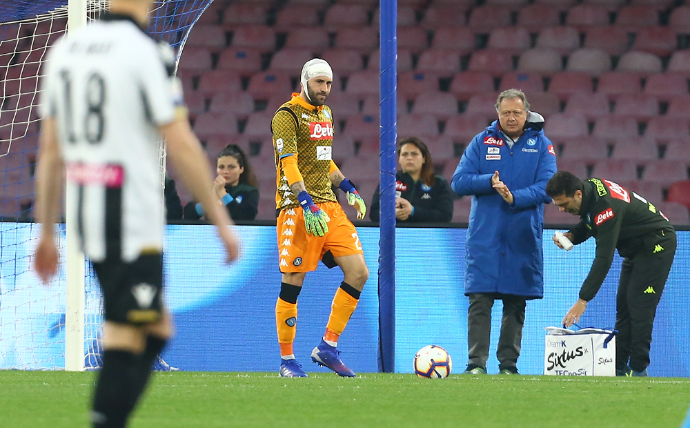 Ancelotti: «Ospina? Ci siamo fidati di De Nicola, poi le cose sono peggiorate»