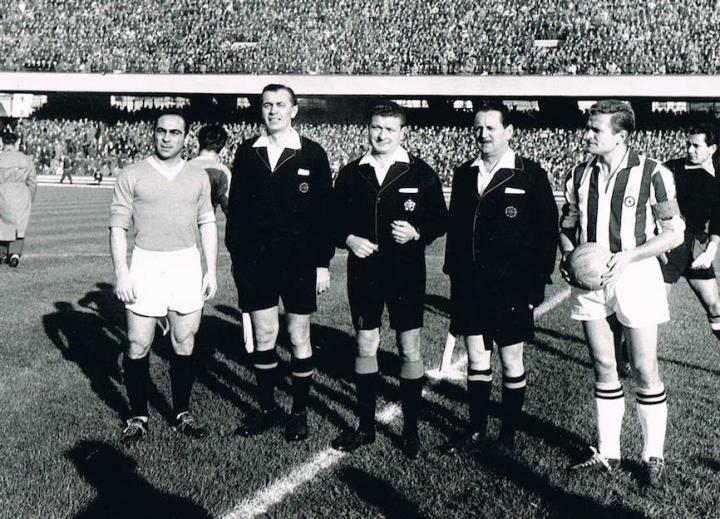 """La """"prima"""" del San Paolo, sessant'anni fa, contro la Juventus"""