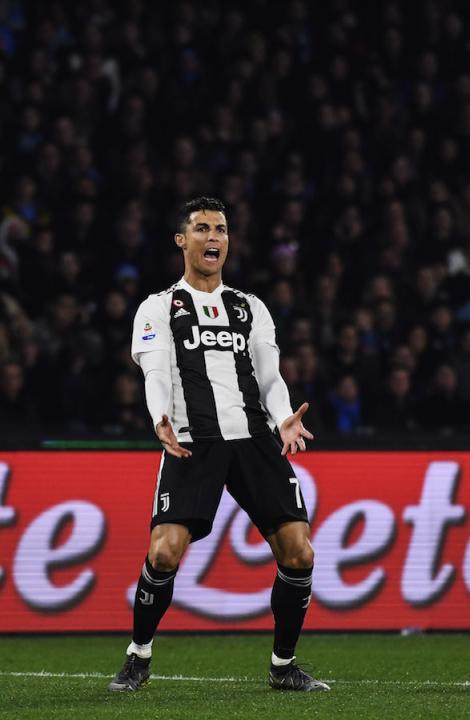 La frustrazione post Ajax di Ronaldo è solo l'ultimo dei gesti del campione portoghese