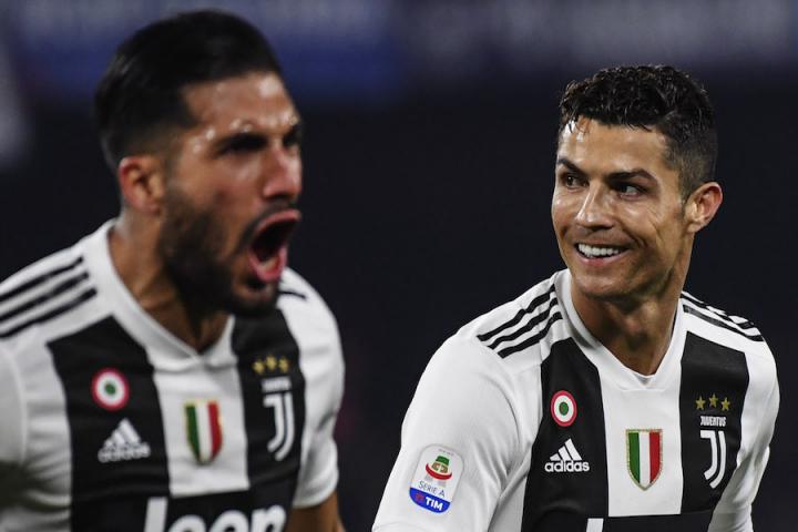 Remuntada Juventus: la tripletta di Cristiano Ronaldo mette ko l'Atletico Madrid