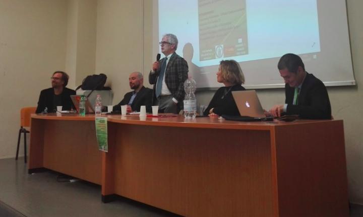 Il seminario alla Federico II: «Volete fare i giornalisti? Se non avete passione, evitate»