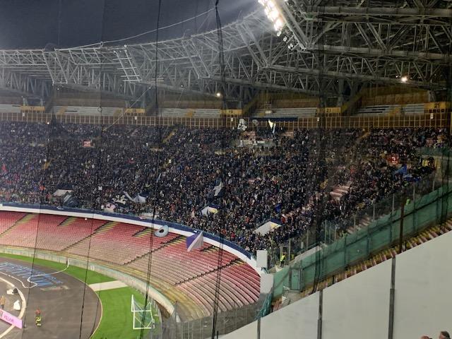 In vendita da oggi i biglietti del settore ospiti per Frosinone-Napoli