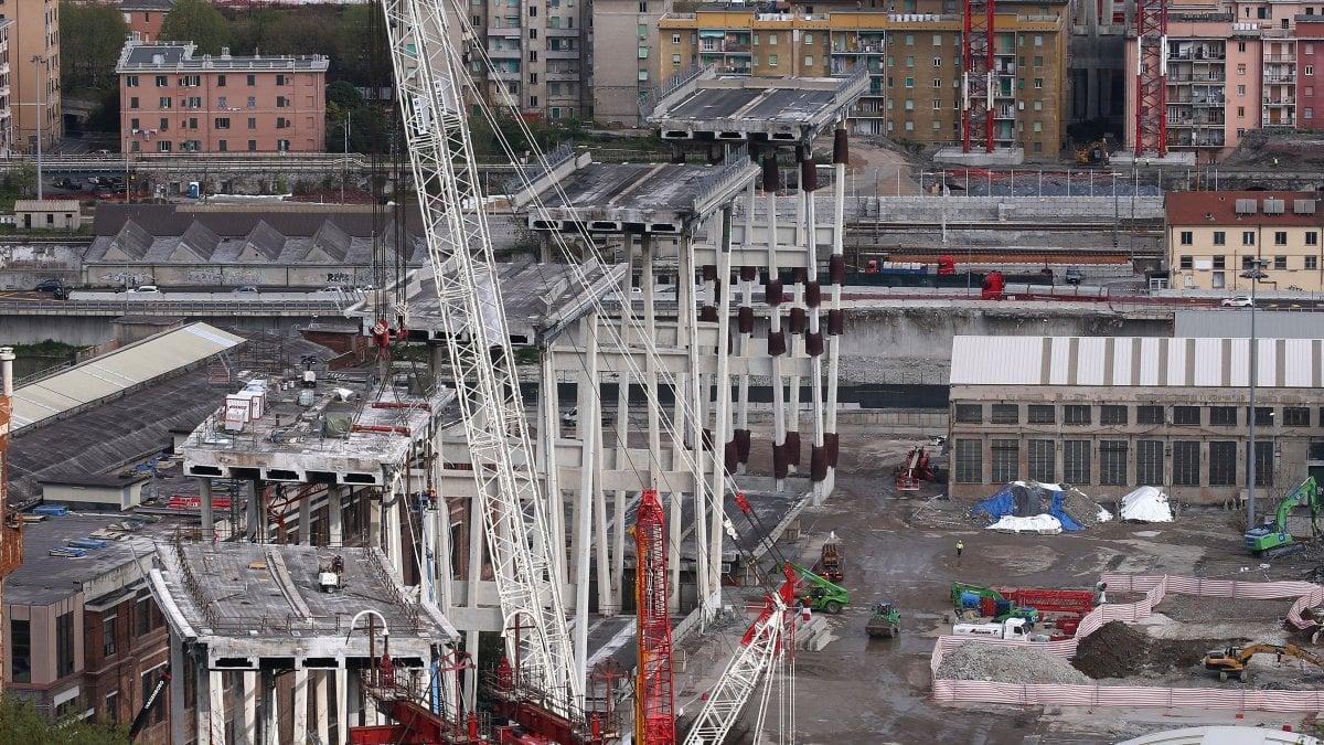 Ponte Morandi: nessuno stop al secondo incidente probatorio