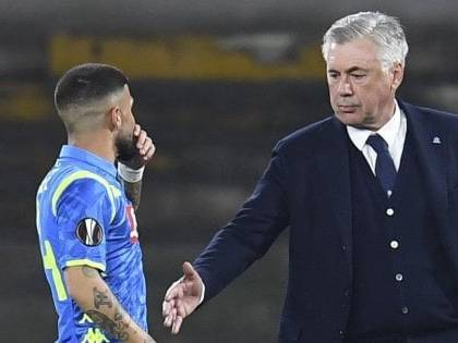 Gazzetta: Ancelotti stasera dovrà affidarsi a Insigne, uno d
