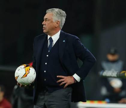 """Ancelotti: """"Alla fine ho detto ai tifosi che mi avevano insu"""