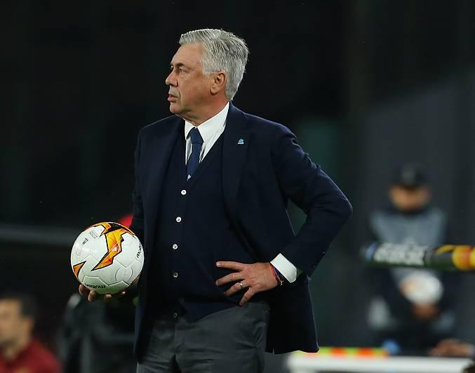La crisi di rigetto al trapianto Ancelotti, il mercato del Napoli chiarirà tante cose