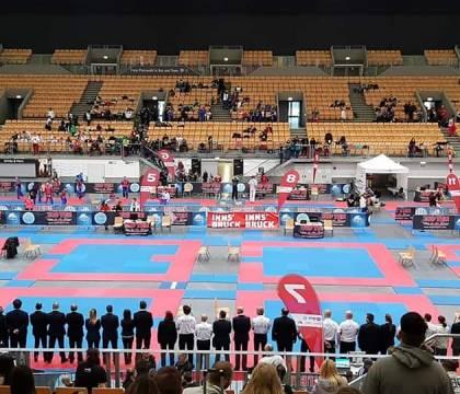 Kickboxing oltre confine  In Austria |  Napoli conquista un secondo posto