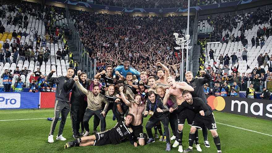 """VIDEO- Anche l'Ajax insegna che """"si può fare"""""""