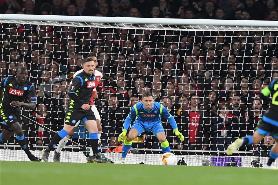 Arsenal-Napoli 2-0, pagelle / Il male oscuro che si chiama paura