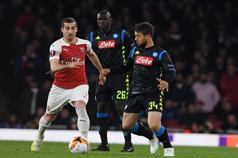 La sconfitta con l'Arsenal ferma la scalata del Napoli nel Ranking Uefa