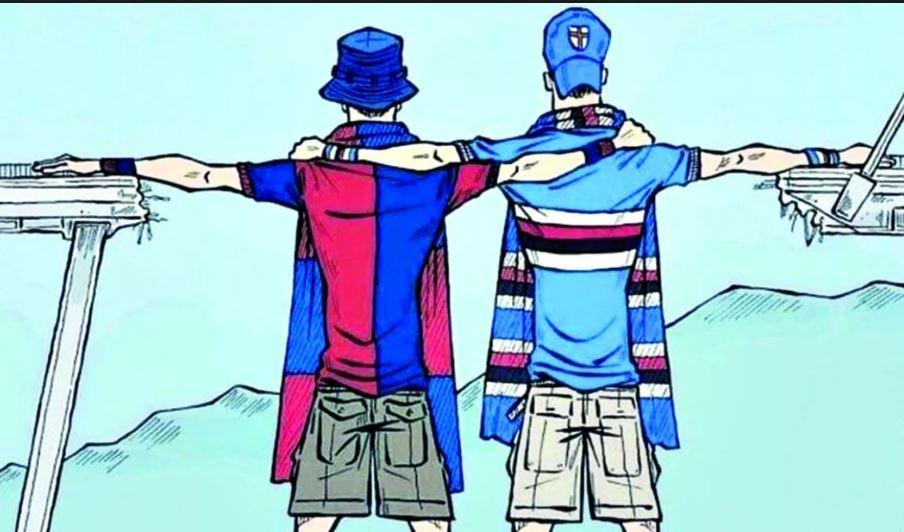 Genoa e Sampdoria il 27 maggio in campo per il Ponte Morandi