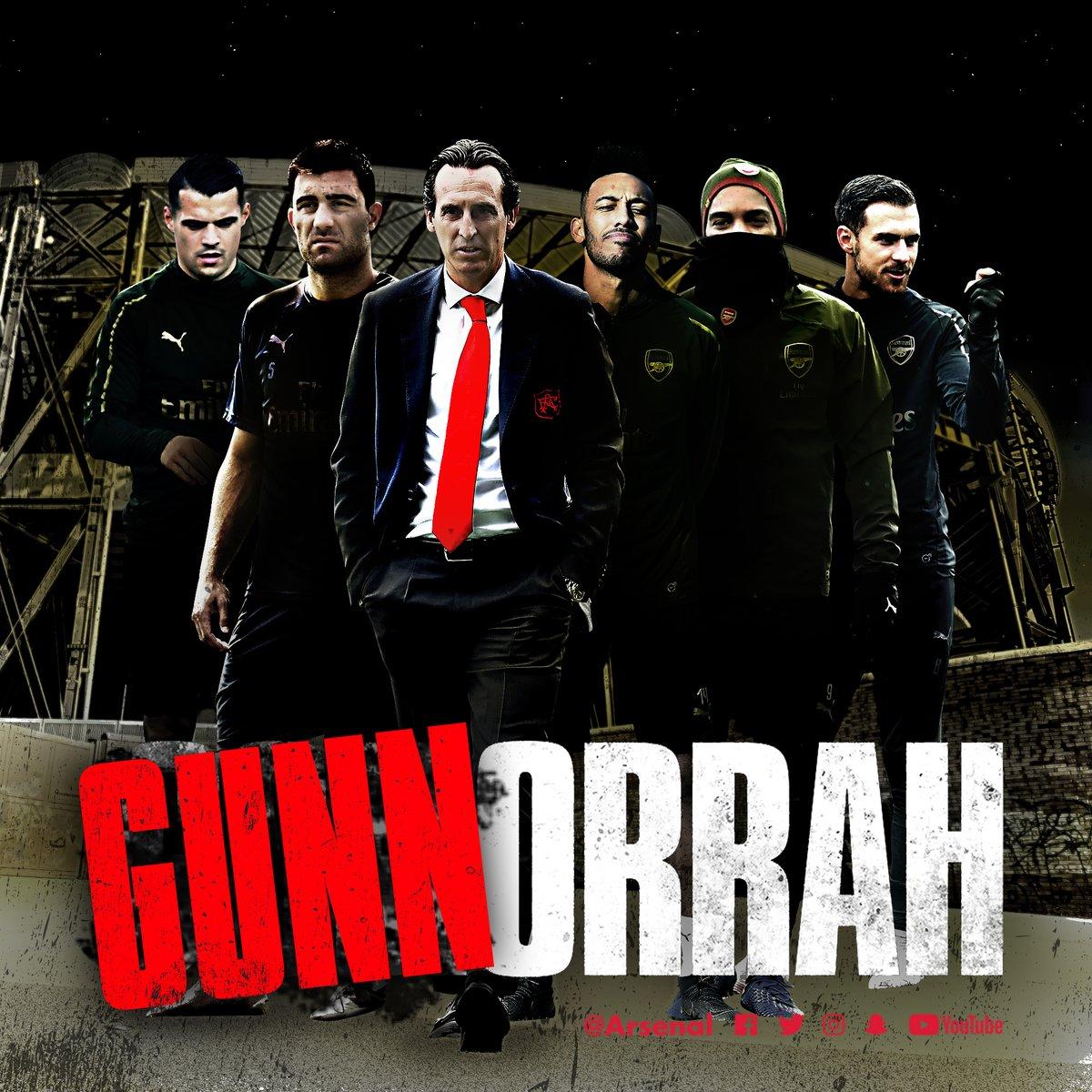 """Gunnorrah"", e l'Arsenal festeggia con un discutibile tweet"