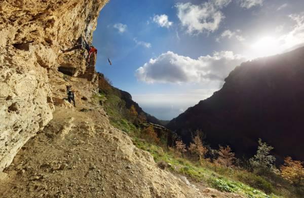 Trekking, da fine aprile la Riserva delle Ferriere sarà a pagamento (5 euro)