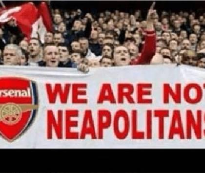 La Gazzetta e i timori per l'arrivo dei tifosi inglesi a Napoli