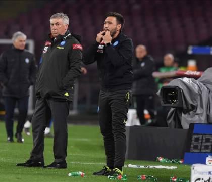 Repubblica |  il Napoli di Ancelotti sta diventando il Napoli delle incertezze