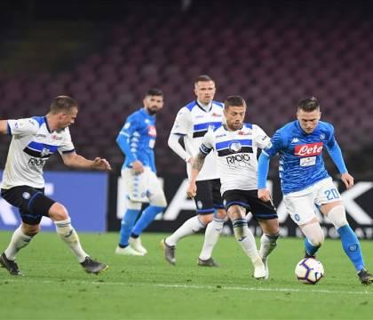Ilicic cambia il volto alla partita seminando il terrore tra i difensori del Napoli