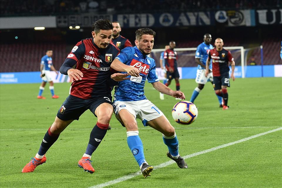 Napoli-Genoa 1-1, pagelle / A Londra si parrà la nobilitate