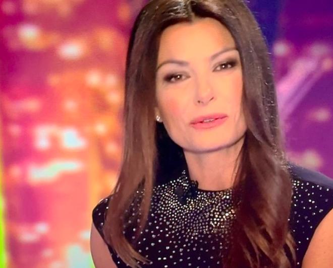Ilaria D'Amico al contrattacco: «Ho sempre amato Napoli e i suoi tifosi». Indignata da frasi Borriello