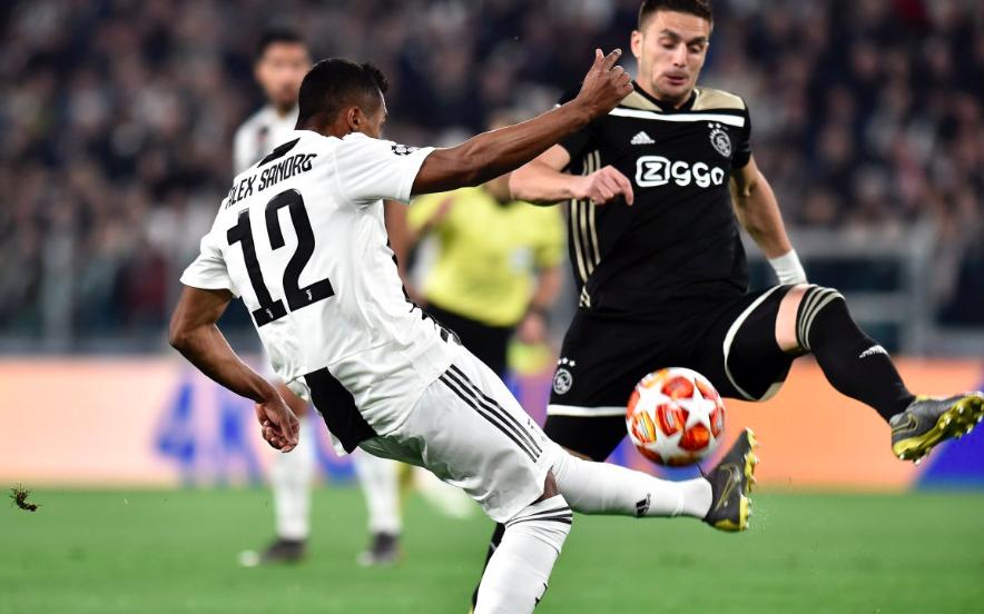Sky: «La Juventus non è stata capace di arginare la spregiudicatezza e il talento dell'Ajax»