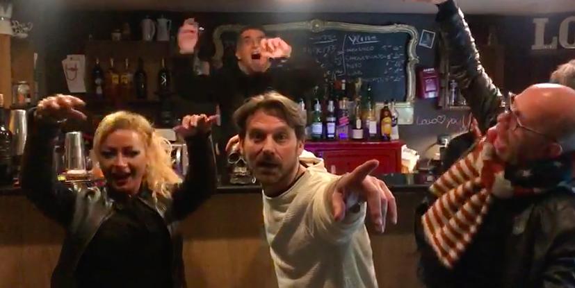 """VIDEO – Nero Nelson, ciack, motore, azione: """"Si può fare!"""""""
