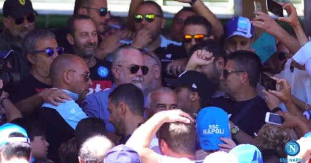 """Masucci (Cappella Sansevero): """"Assurdo il clima intorno al Napoli. De Laurentiis va solo ringraziato"""""""