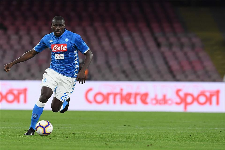 """Auriemma su Tuttosport: """"C'è il timore che Sarri voglia Koulibaly alla Juve"""""""