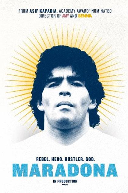 Maradona atteso a Cannes per il documentario di Kapadia