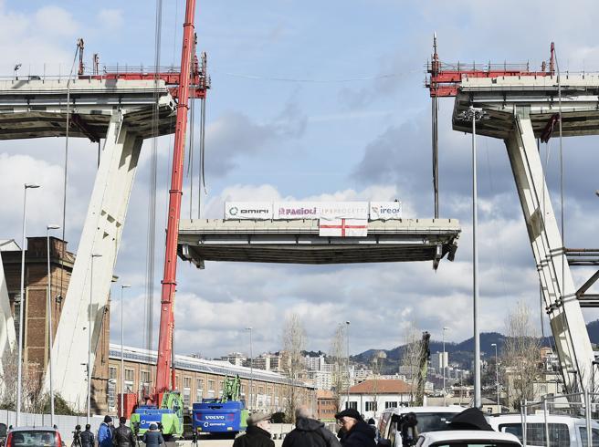 Ponte Morandi. Per Autostrade il Decreto Genova è incostituzionale